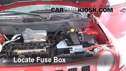Replace A Fuse 2007 2010 Jeep Compass 2008 Jeep Compass Sport 2 0