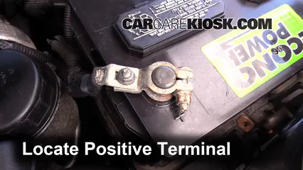 How to Jumpstart a 2005-2010 Jeep Grand Cherokee - 2008 Jeep