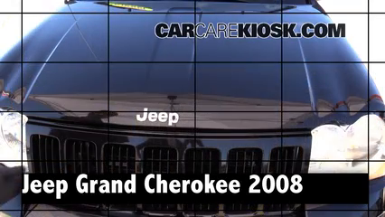 2008 Jeep Grand Cherokee Laredo 3.0L V6 Turbo Diesel Review