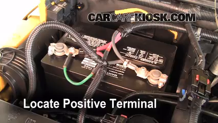 How to Jumpstart a 2007-2017 Jeep Wrangler - 2008 Jeep Wrangler