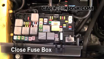 2008 Jeep Wrangler Unlimited Rubicon 3.8L V6%2FFuse Engine Part 2 replace a fuse 2007 2016 jeep wrangler 2008 jeep wrangler jeep wrangler fuse box diagram at nearapp.co