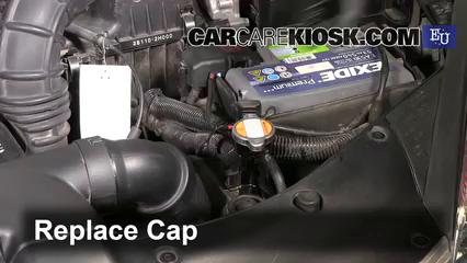Coolant Flush How-to: Kia Ceed (2007-2013) - 2008 Kia Ceed