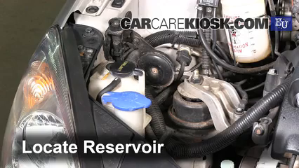 2008 Kia Ceed LX 1.4L 4 Cyl. Windshield Washer Fluid