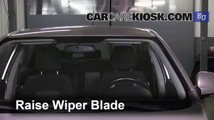 2008 Kia Ceed LX 1.4L 4 Cyl. Windshield Wiper Blade (Front)