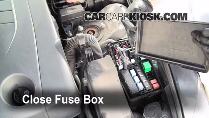 Fuse Engine Part on Lexus Fuel Filter Location