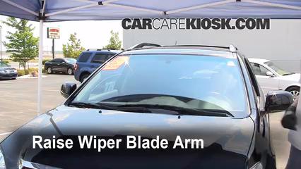 Front Wiper Blade Change Lexus Rx