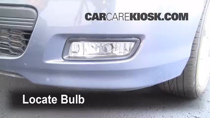 2008 mazda 3 s 2 3l 4 cyl  hatchback lights fog light (replace bulb