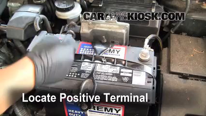 How To Jumpstart A 2007 2012 Nissan Sentra 2008 Nissan