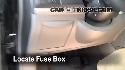 Fuse Interior Part 1 interior fuse box location 2007 2012 nissan sentra 2008 nissan 04 Nissan Maxima Fuse Box Diagram at nearapp.co