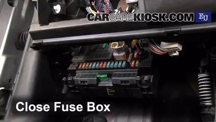 interior fuse box location 2001 2008 peugeot 307 2008 Nissan Serena Fuse Box Fuse 20Interior 20  20Part 202