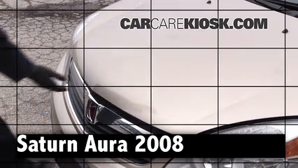 2008 Saturn Aura XE 3.5L V6 Review