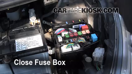 replace a fuse 2005 2010 scion tc 2009 scion tc 2 4l 4 cyl 1996 Toyota Corolla Fuse Box Diagram  2013 Scion Frs Fuse Box Diagram Fuse Box Diagram for 2007 Scion Scion XD Fuse Diagram