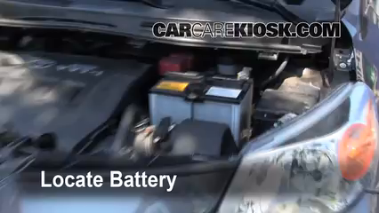 2008 Scion xD 1.8L 4 Cyl. Battery