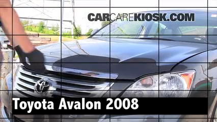 2008 Toyota Avalon Limited 3.5L V6 Review