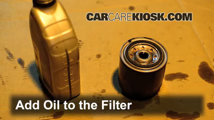 toyota echo 2004 oil filter