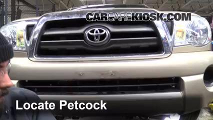 Coolant Flush How-to: Toyota Tacoma (2005-2015) - 2009