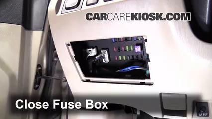 Interior Fuse Box Location: 2005-2015 Toyota Tacoma - 2008 ...