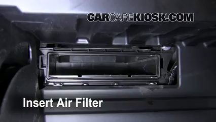 Cabin Filter Replacement Toyota Tundra 2007 2013 2008