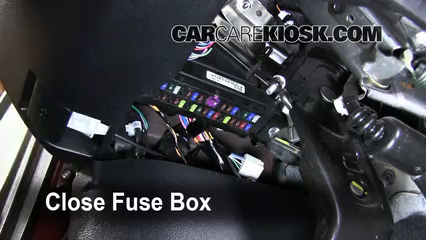 2008 Toyota Tundra SR5 4.7L V8 Crew Cab Pickup%2FFuse Interior Part 2 interior fuse box location 2007 2013 toyota tundra 2010 toyota 2010 tundra fuse box diagram at n-0.co