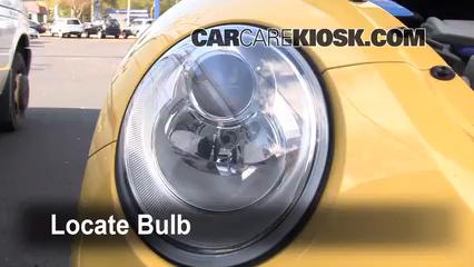 Headlight Change 2006-2010 Volkswagen Beetle - 2008