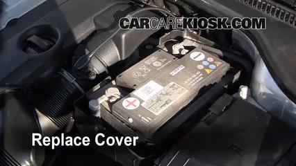 2009 volkswagen jetta battery replacement