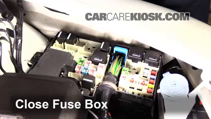 Replace a Fuse: 2008-2013 Volvo C30 - 2008 Volvo C30 T5 2.5L 5 Cyl. TurboCarCareKiosk