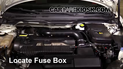 replace a fuse 2008 2013 volvo c30 2008 volvo c30 t5 2 5l 5 cyl 2008 Volvo S80 replace a fuse 2008 2013 volvo c30