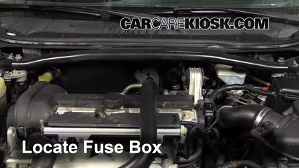 2008 Volvo S60 2.5T 2.5L 5 Cyl. Turbo%2FFuse Engine Part 1 2008 volvo s60 fuse box on 2008 images free download wiring