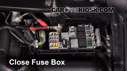 2008 Volvo S60 2.5T 2.5L 5 Cyl. Turbo%2FFuse Engine Part 2 replace a fuse 2001 2009 volvo s60 2004 volvo s60 2 5t awd 2 5l volvo v60 fuse box location at crackthecode.co