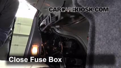 2008 Volvo S60 2.5T 2.5L 5 Cyl. Turbo%2FFuse Interior Part 2 interior fuse box location 2001 2009 volvo s60 2008 volvo s60 volvo v60 fuse box location at crackthecode.co