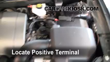 2008 Volvo XC90 3.2 3.2L 6 Cyl. Battery Jumpstart
