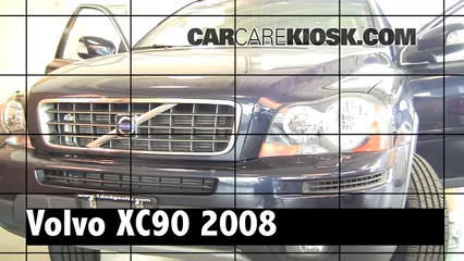 2008 Volvo XC90 3.2 3.2L 6 Cyl. Review