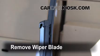 2008 Volvo XC90 3.2 3.2L 6 Cyl. Windshield Wiper Blade (Front) Replace Wiper Blades