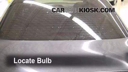 2008 Acura TSX 2.4L 4 Cyl. Luces Luz de freno central (reemplazar foco)
