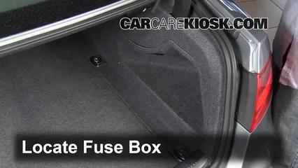 2008 Audi S5 4.2L V8 Fusible (motor)
