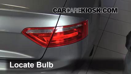 2008 Audi S5 4.2L V8 Luces
