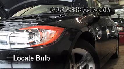 2008 BMW 328xi 3.0L 6 Cyl. Sedan (4 Door) Luces Luz de estacionamiento (reemplazar foco)