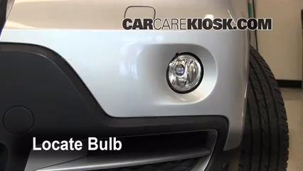 2008 BMW X5 3.0si 3.0L 6 Cyl. Lights Fog Light (replace bulb)