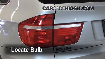 2008 BMW X5 3.0si 3.0L 6 Cyl. Lights Turn Signal - Rear (replace bulb)