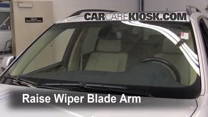 2008 BMW X5 3.0si 3.0L 6 Cyl. Escobillas de limpiaparabrisas delantero