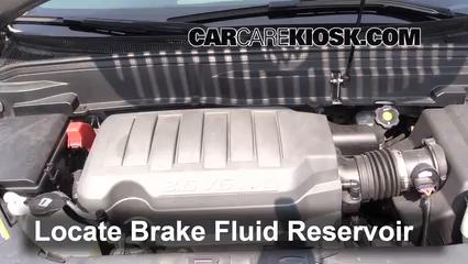 2008 Buick Enclave CXL 3.6L V6 Liquide de frein