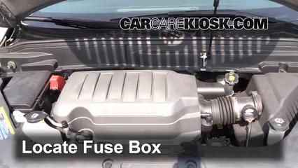 2008 Buick Enclave CXL 3.6L V6 Fusible (moteur)