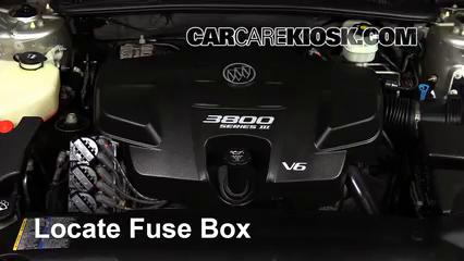 2008 Buick Lucerne CXL 3.8L V6 Fusible (moteur)