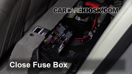 interior fuse box location: 2006-2011 buick lucerne - 2008 buick lucerne  cxl 3.8l v6  carcarekiosk