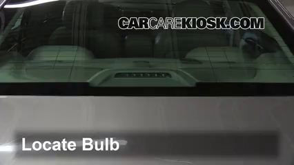 2008 Buick Lucerne CXL 3.8L V6 Lights Center Brake Light (replace bulb)