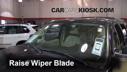 2008 Cadillac Escalade 6.2L V8 Balais essuie-glace avant
