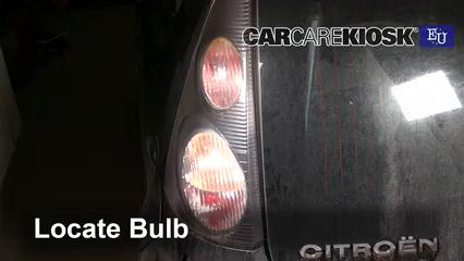 2008 Citroen C1 Advance 1.0L 3 Cyl. Lights