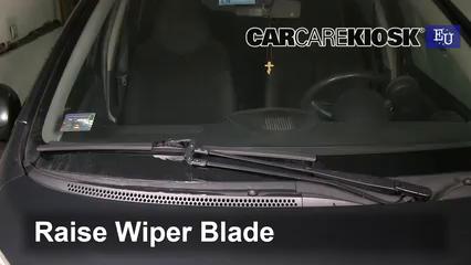 2008 Citroen C1 Advance 1.0L 3 Cyl. Windshield Wiper Blade (Front)