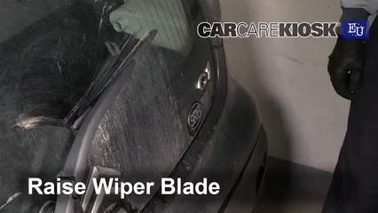2008 Citroen C1 Advance 1.0L 3 Cyl. Windshield Wiper Blade (Rear)