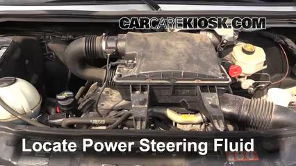 2008 Dodge Sprinter 2500 3.0L V6 Turbo Diesel Standard Passenger Van Liquide de direction assistée